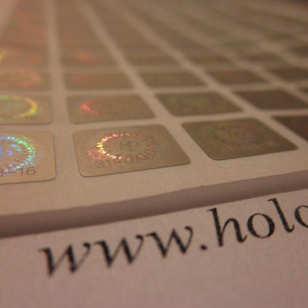 hologramy kolekcjonerskie